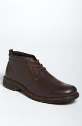 Men's Ecco 'Turn' Chukka Boot Coffee Leather