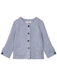 Gerard Darel Julia Jacket Blue