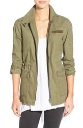 Junior Women's Bp. Cotton Field Jacket