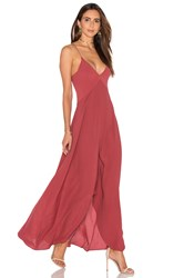 Swf Isabella Dress Rust