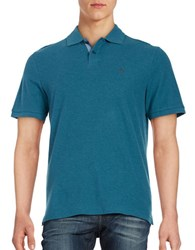 Original Penguin Heathered Polo Corsair