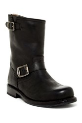 Frye Wayde Engineer Pull On Boot Black