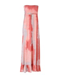 Just For You Dresses Long Dresses Women Pink