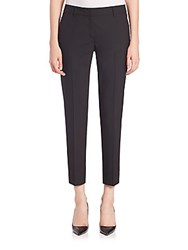 Peserico Lightweight Tailored Pants Black