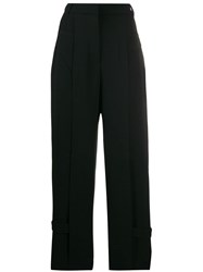 Barbara Bui High Waisted Trousers Black
