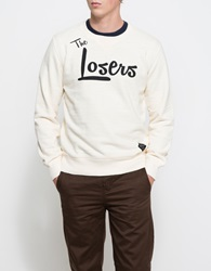 Neighborhood Losers Crewneck White