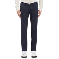 Acne Studios Max Blue Speed Jeans Gray