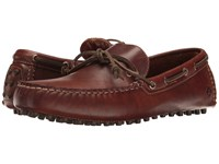 Sperry Hamilton Driver 1 Eye Saddle Tan Men's Slip On Shoes Brown
