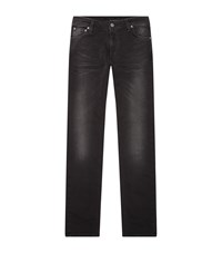 Nudie Jeans Skinny Lin Male Black