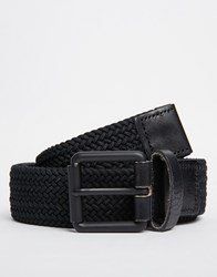 Selected Homme Jack Belt Black