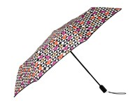Vera Bradley Umbrella Rosewood Chips Umbrella Red