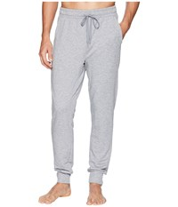 2Xist 2 X Ist Athleisure Modern Essentials Slim Fit Jogger Heather Grey Casual Pants Gray