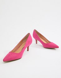 Head Over Heels Annabelle Pointed Kitten Pink