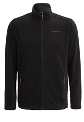 Icepeak Jim Fleece Black