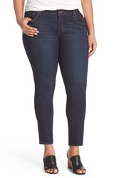 Lucky Brand Plus Size Women's 'Ginger' Stretch Skinny Jeans El Monte