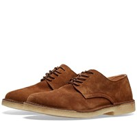 Astorflex Coastflex Derby Shoe Brown