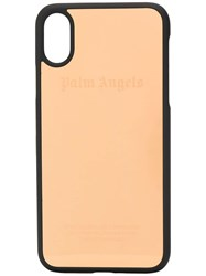 Palm Angels Iphone Case Gold