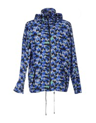 Aimo Richly Jackets Bright Blue