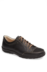 Finn Comfort 'Alamo' Cap Toe Derby Men Black