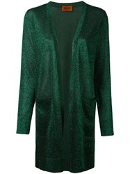 Missoni Long Cardigan Green