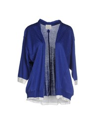 Guardaroba By Aniye By Knitwear Cardigans Women Blue