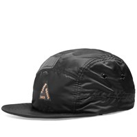 Wood Wood Movement Cap Black