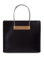 Balenciaga 'Cable Shopper S' Tote Bag Black