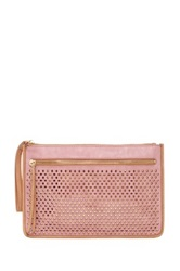 Urban Expressions Zooey Clutch Pink