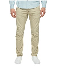 G Star 5620 3D Tapered Colored Jeans In Khaki Khaki Men's Jeans
