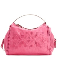 Sanctuary Southwest Satchel Magenta