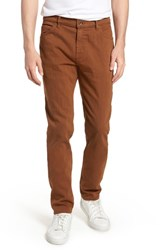 Raleigh Denim Martin Skinny Fit Jeans Whiskey