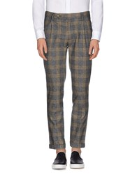 Harmontandblaine Trousers Casual Trousers Men Grey