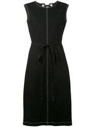 Ter Et Bantine A Line Dress Women Cotton 40 Black