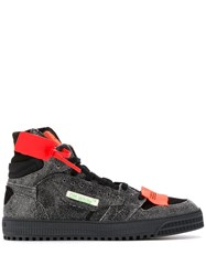Off White Court 3.0 Sneakers Black