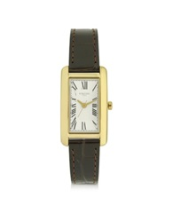 Forzieri Andromeda Golden Stainless Steel Women's Watch