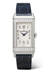 Jaeger Lecoultre Reverso One Medium 20Mm Stainless Steel Silver