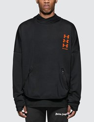 Palm Angels Under Armour X Loose Hoodie