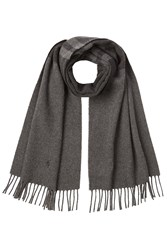 Polo Ralph Lauren Wool Scarf Grey