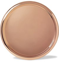 Tom Dixon Brew Copper Plated Stainless Steel Tray Copper