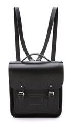 The Cambridge Satchel Company Small Portrait Backpack Black