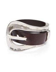 Uno De 50 No Measure Bracelet Silver