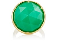 Irene Neuwirth Chrysoprase And Yellow Gold Cocktail Ring No Color