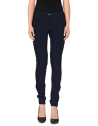 Silvian Heach Trousers Casual Trousers Women Dark Blue