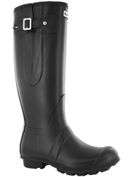 Hi Tec Elmer Waterproof Wellington Boots Black