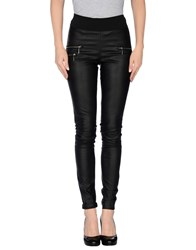 Only Trousers Casual Trousers Women Black