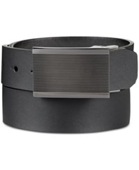 Alfani Men's Cut Edge Reversible Belt Only At Macy's