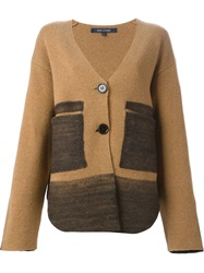 Sofie D'hoore 'Meld' Cardigan Brown