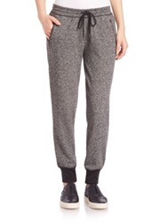 Soft Joie Saxby Heathered Sweatpants Charcoal