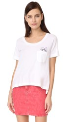 Paul And Joe Sister Cat Tee Blanc