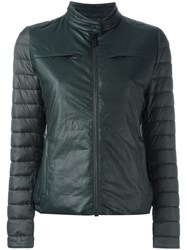 Save The Duck Padded Jacket Green